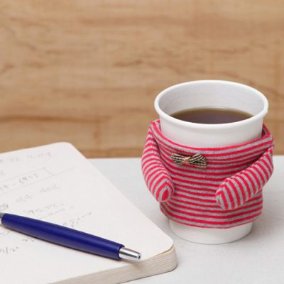 CoffeeMate 1.0 cup sleeve