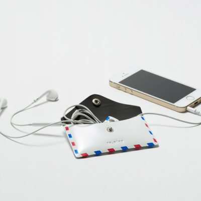 Snail Mail earphone pouch