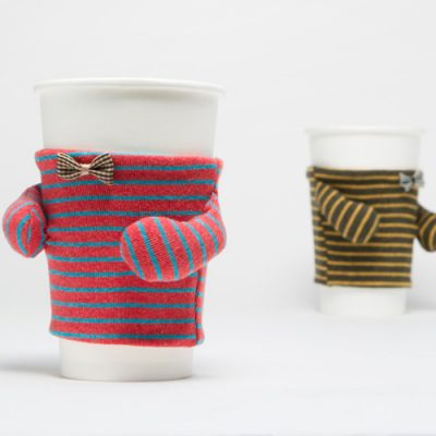 CoffeeMate coffee cup sleeve - on unique gifts gallery of re,play404