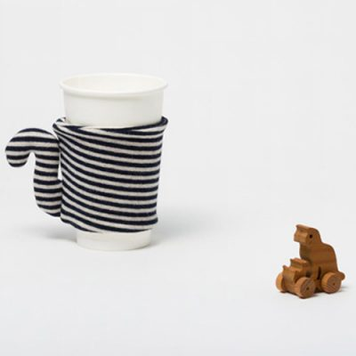 CoffeePet coffee cup sleeve - on unique gifts gallery of re,play404