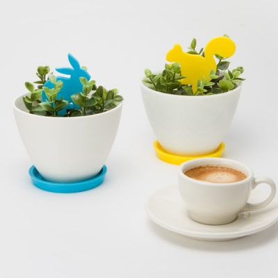 Secret Garden flowerpot - on creative gifts gallery of re,play404