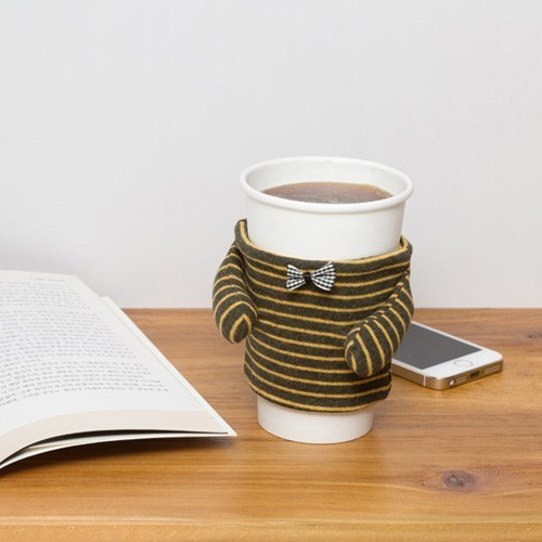 CoffeeMate coffee cup sleeve - available on re,play404 amazon shop