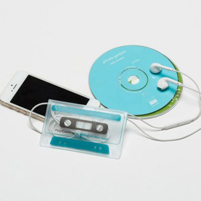 Play Cassette earbud case - on re,play404 with amazon promo code