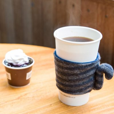 CoffeePet coffee decor sleeve - on creative gifts gallery of re,play404