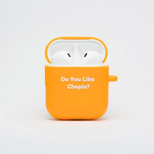 Custom print AirPods case sample - designed by re,play404