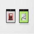 Mini Memories Instax mini frame - 3D print file download by re,play404